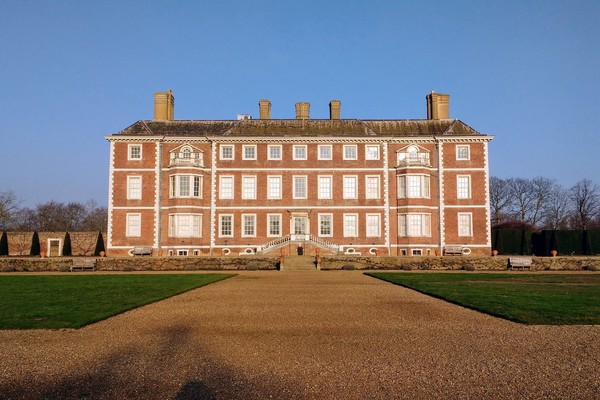 South front of Ham House