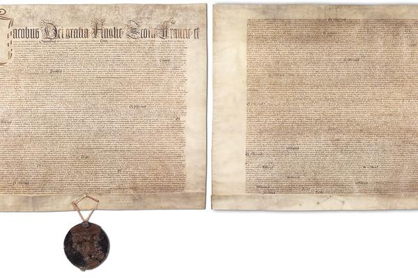 Royal Charter 1607