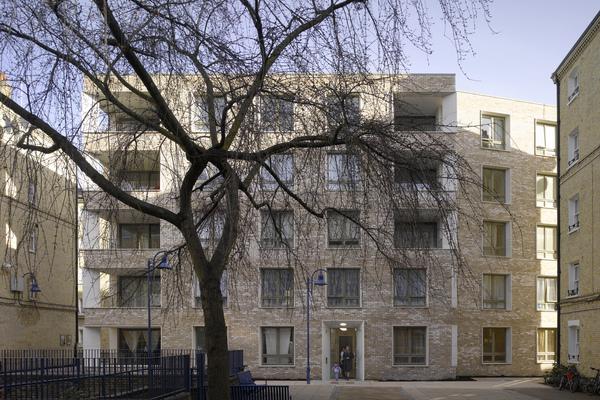 Darbishire Place (Peabody Whitechapel Estate)