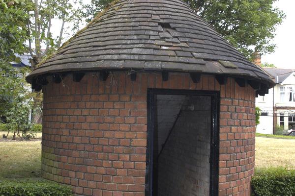 Entrance to St Leonards Air Raid Shelter