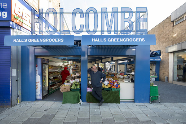 Holcombe Road Market- Adams and Sutherland Architects