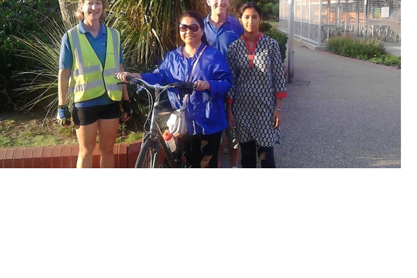 Hounslow Women's Bike Club