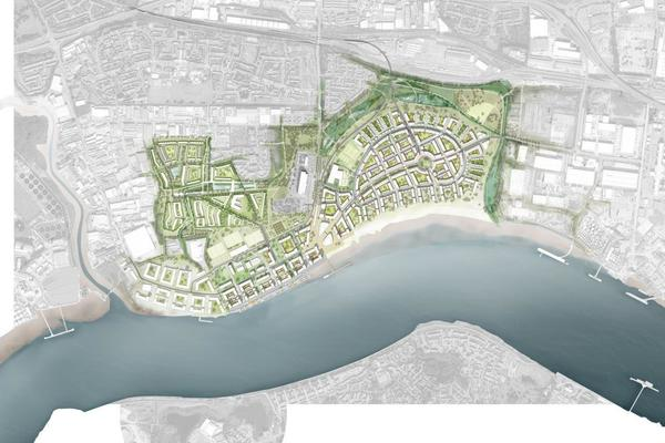 Barking Riverside Master Plan