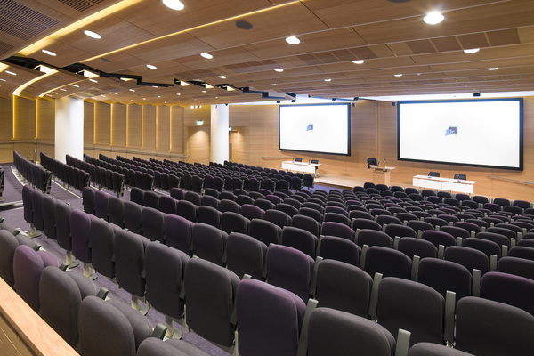 The Crick Auditorium