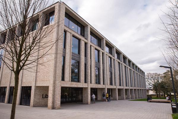 University Library, exterior