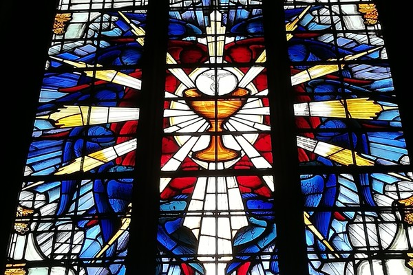 Blessed Sacrament Window