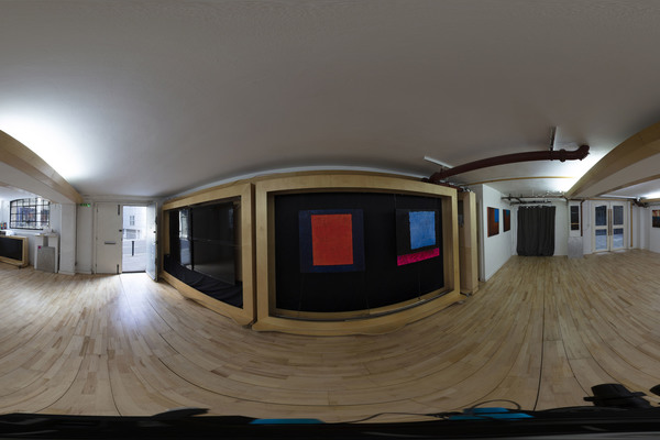 Thom Gorst 360 at Anise Gallery Pano
