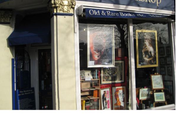 The Bookshop, 74 Tranquil Vale