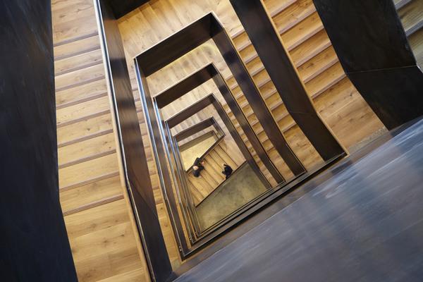 22 Gordon Street Staircase