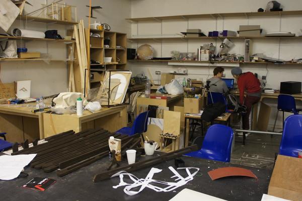 Wates House Studio