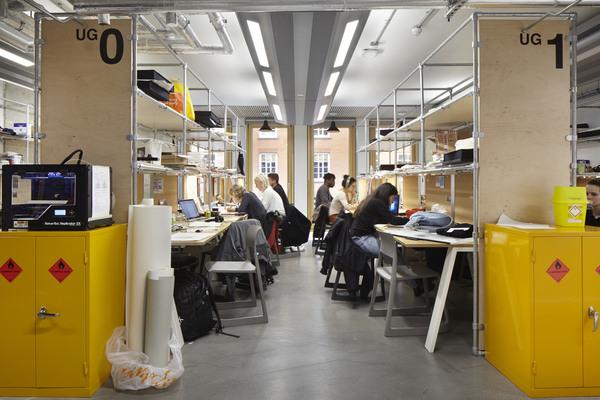 22 Gordon Street Studios