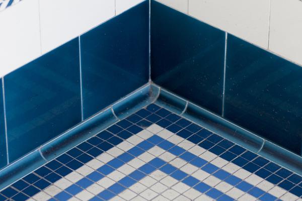 Original mosaic tiling