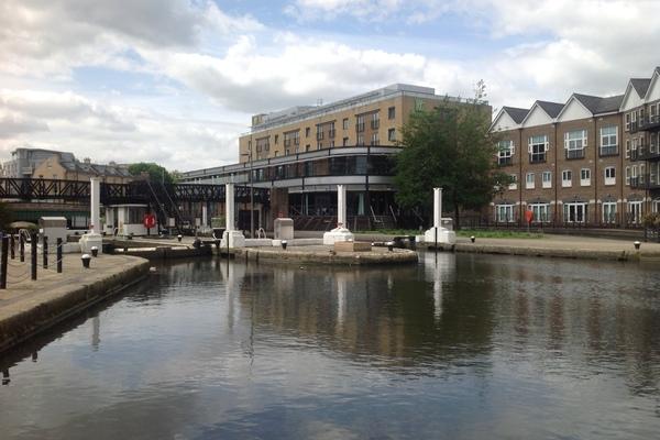 Thameside regeneration