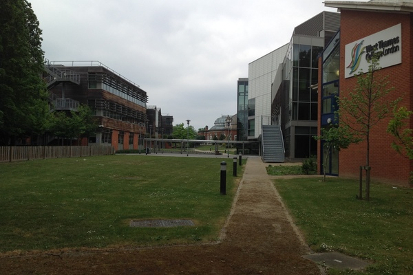 Joseph Banks House/West Thames College