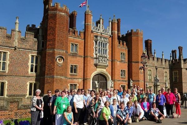 RSN Tour Group from USA and Canada