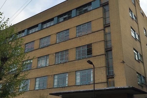 Main facade