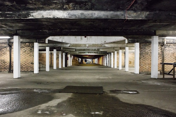 Ledbury Estate garages to be transformed into workshops