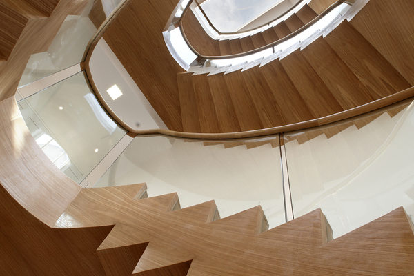 Hanging Residential Staircase