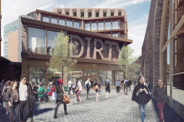 Mixed Use Redevelopment of the Vinopolis Arches next to the Historic Borough Market