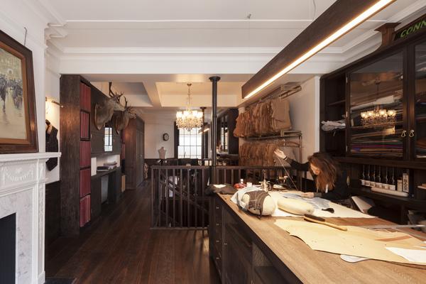 Ground floor shop interior