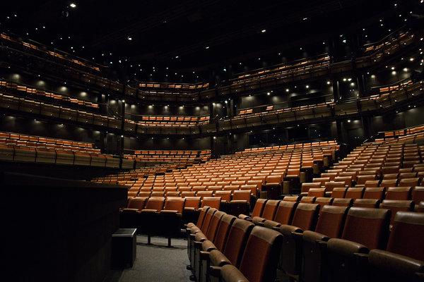 Auditorium End On