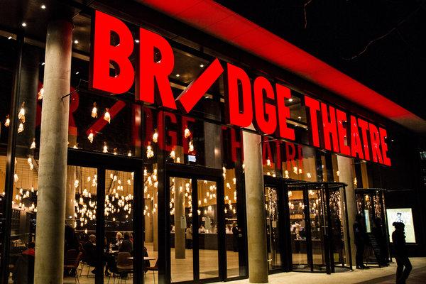 Bridge Theatre Entrance