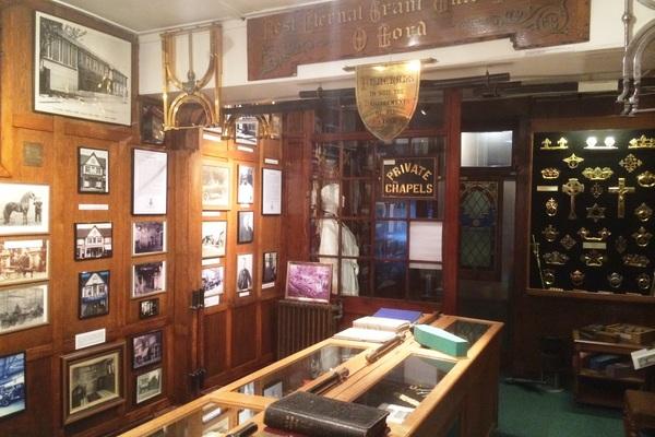 Frederick W Payne Museum