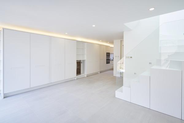 Livingroom / Kitche
