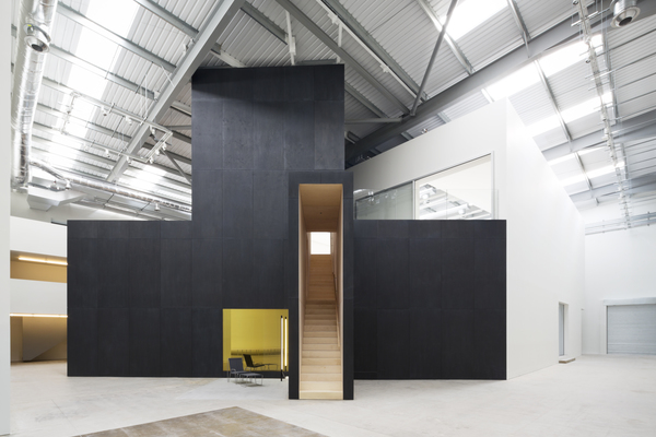 Tower, Gallery Space