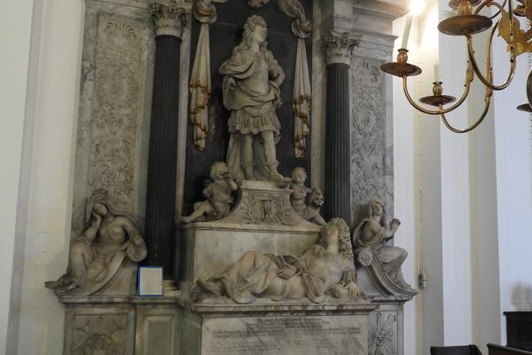 Josiah Child Memorial