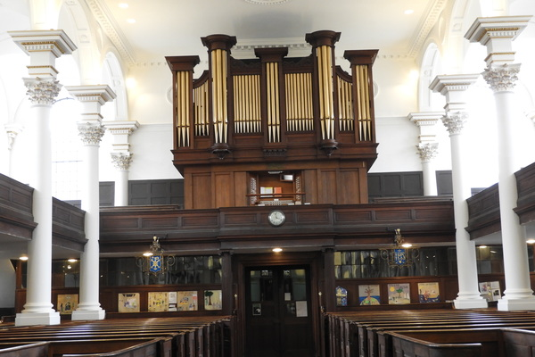 Organ and Gallery