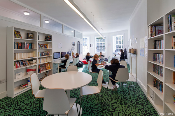 The Reading and Research Room