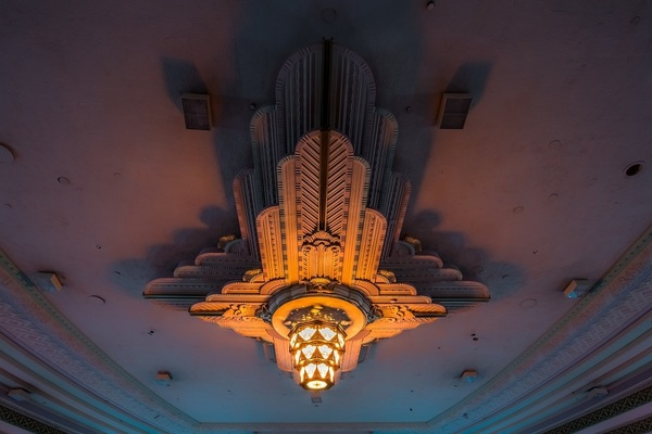 Grand Hall Chandelier