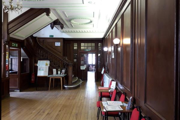 Shrewsbury House Entrance Hall