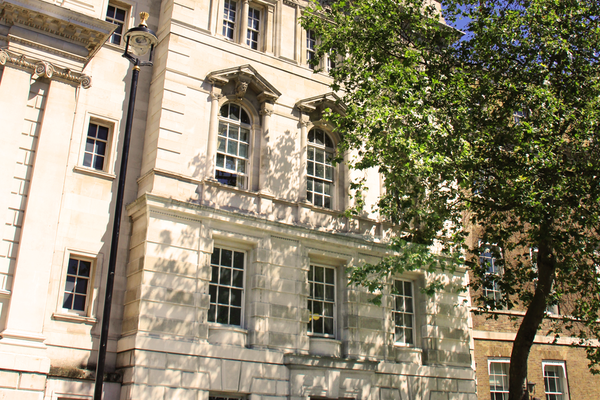 Front of RUSI