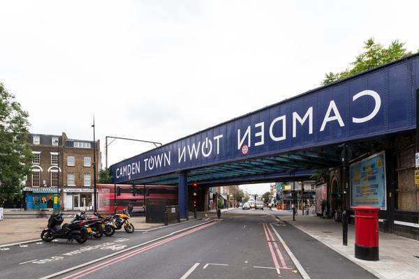 Camden Road Bridge