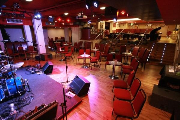 POSK - Jazz Cafe