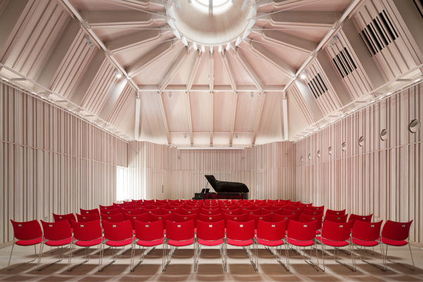 Angela Burgess Recital Hall