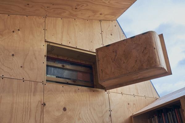 Ventilation Hatch