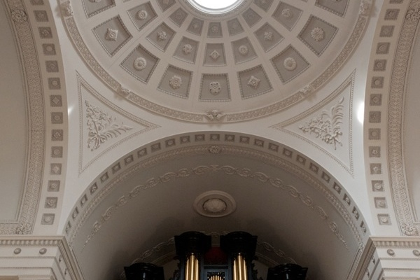 Dome & Organ