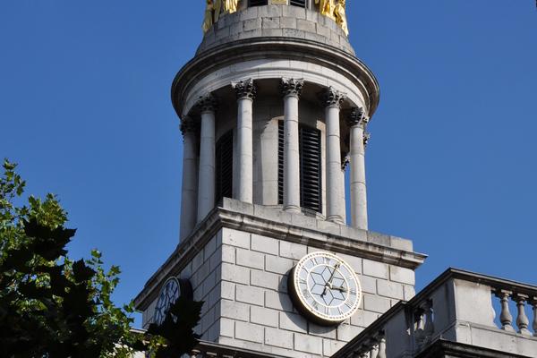 Church Clock and Belfry