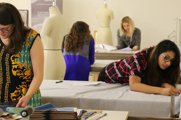 Fashion + Textiles