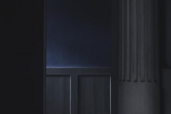 Blue Verditer Wall