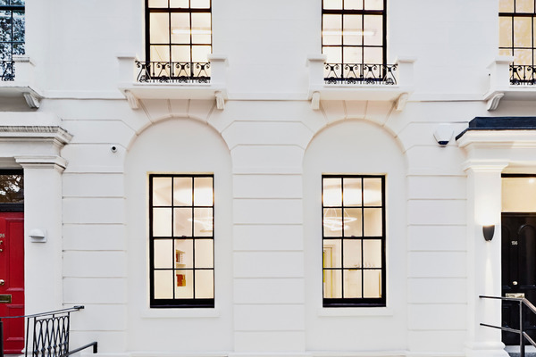 View from Holland Park Avenue - Detail