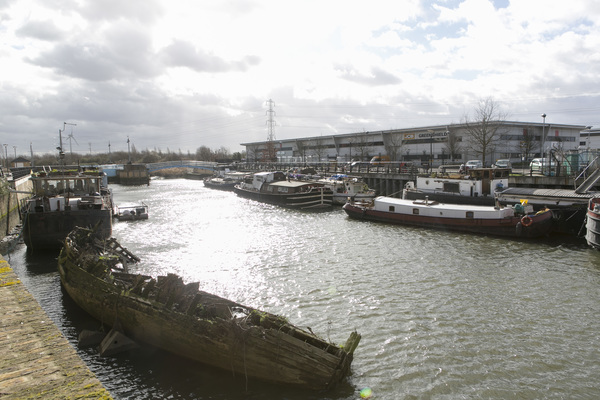 Regeneration hotspot: The Roding Riverside