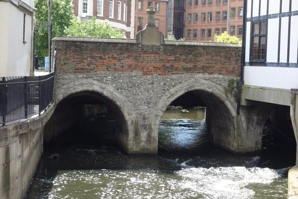 The Clattern Bridge