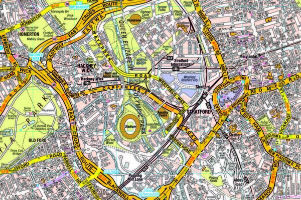 Olympic Legacy Masterplan   Open House London 2019