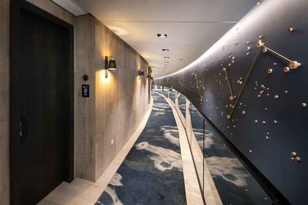 Crescent Hallway