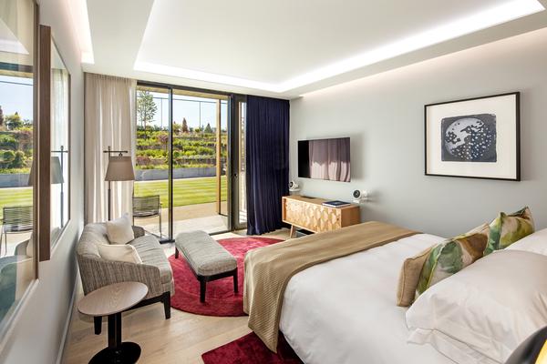 Crescent Bedroom