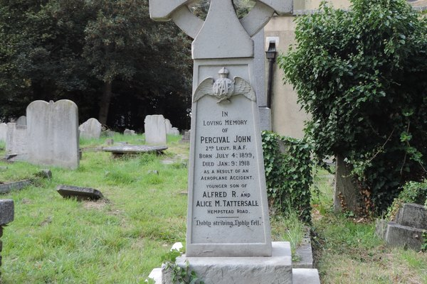 World War I Grave